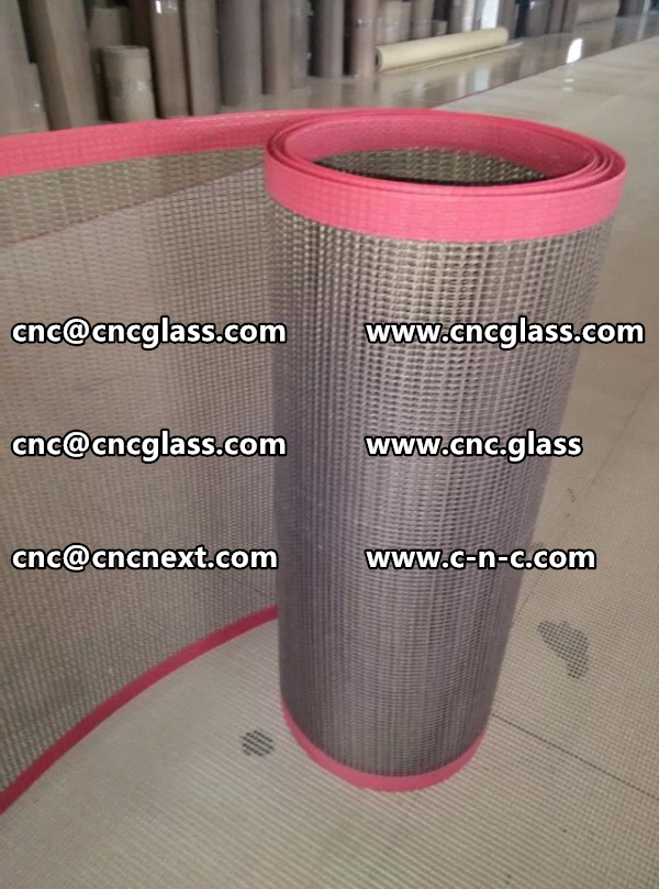 TEFLON MESH FOR SAFETY GLAZING VACUUMING (5)
